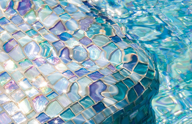 A Touch Of Glass For Your Pool Spa Red Square Pools 702 530 7331