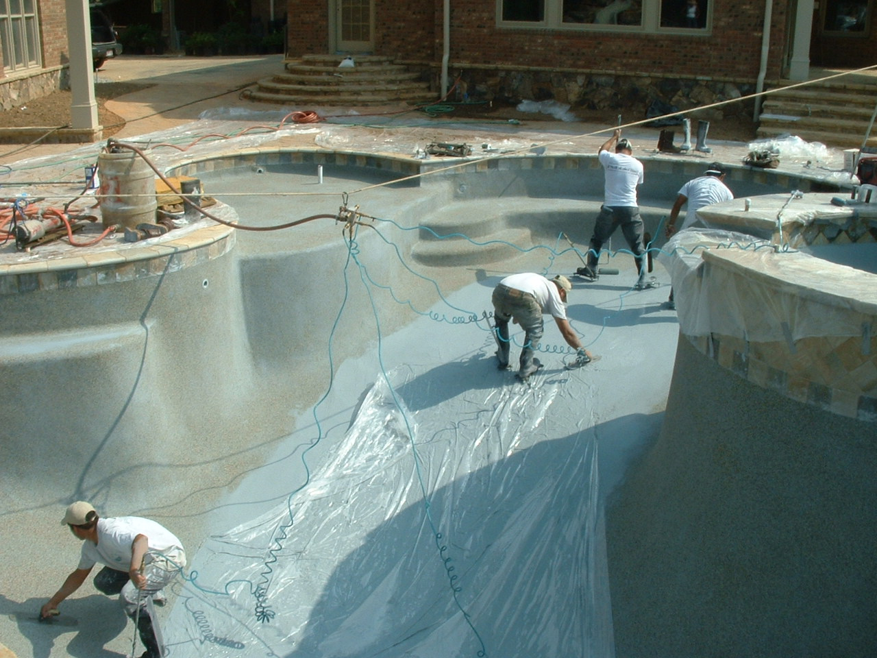 Planning for your new swimming pool red square pools for Swimming pool construction